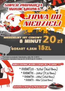 mikolaj2 214x300 NIEDZIELNA, SUPER PROMOCJA MIKOŁAJKOWA!!!