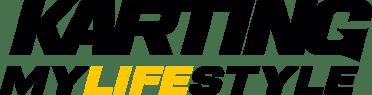 logo KARTING MY LIFE STYLE na Racing Kart!