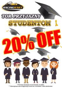 studenci zloty 212x300 > Promocje <
